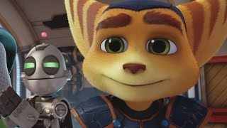 Ratchet and Clank PS4 All Cutscenes Movie (Game Movie) Ratchet and Clank 2016 Movie