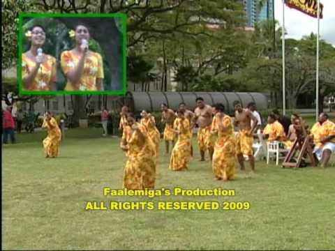 Faafiafiaga Nanakuli -Am. Samoa Flag Day-Hawaii & USA 09
