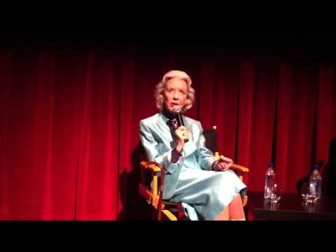 Marsha Hunt Q&A at RAW DEAL screening - TCM Film Festival 2012