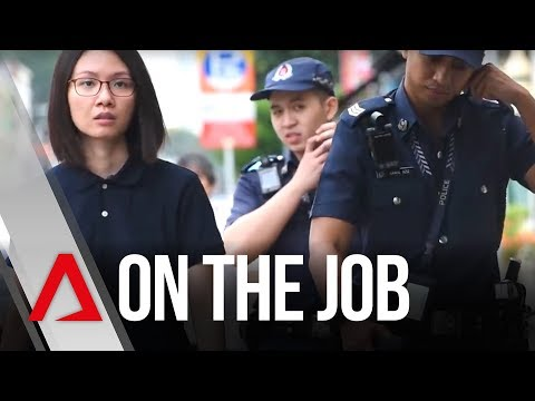 On the Job: Police Officer