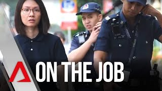 On the Job: Police patrol officer