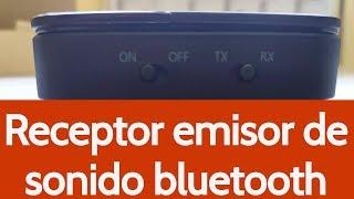 Receptor/emisor de audio Bluetooth de MBuynow (Review)