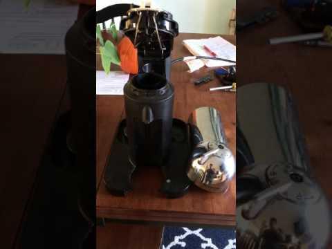 How to fix Nespresso vertuoline problem