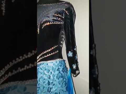Продам платье для Спортивно бальных танцев