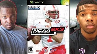 WHO HAS THE CLUTCH GENE? - NCAA College Football 2k3 | #ThrowbackThursday ft. Juice