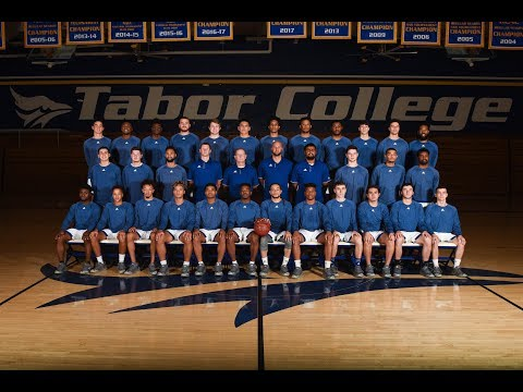 Tabor College Men's BB vs. Central Methodist