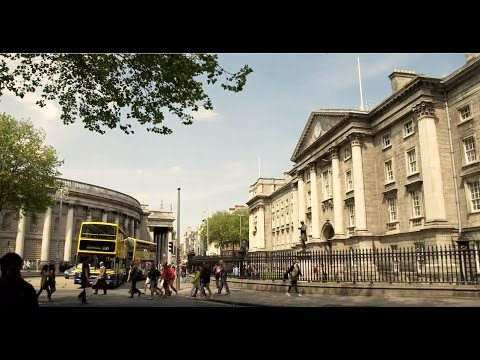 Trinity College Dublin US Student Experience