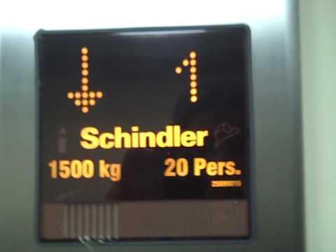 Schindler Lift  Hatchers In TauntonAVI  YouTube