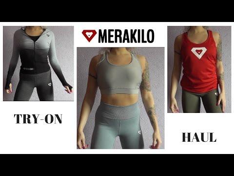4eb058f3aeb23 MERAKILO Try On Haul | Leggings, Hoodies, Tops, Sports Bras - YouTube