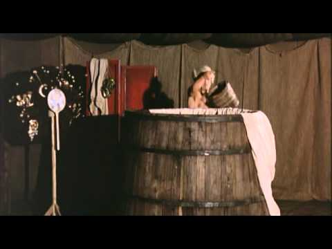 Federico Fellini S Casanova Sandy Allen Youtube