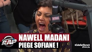 Nawell Madani piège Sofiane #PlanèteRap
