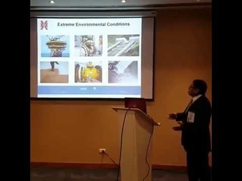 """JET EN LATINCORR 2016 - """"100% SOLIDS SURFACE AND DAMP TOLERANT COATINGS TECHNOLOGY"""""""