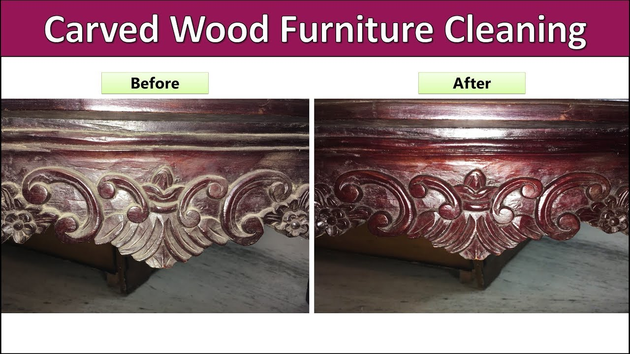 How To Clean Wood Furniture At Home Easy Diy Tips Tricks