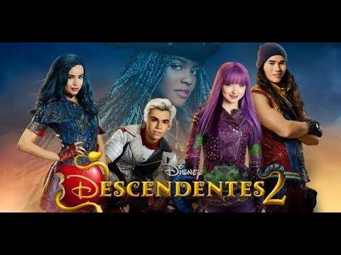 Decedentes 2 ( filme completo e dublado )