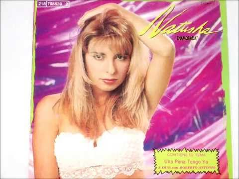 NATUSHA : ENAMORADA  (ALBUM COMPLETO)