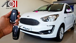 2019 Ford Figo Facelift Titanium | Mid Variant | What's New? | Price | Mileage | Features | Specs