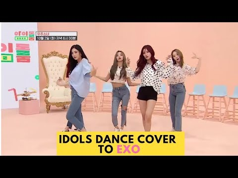 K-Idols Dance Cover EXO 엑소 Songs