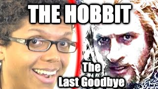 Repeat youtube video The Hobbit - The Last Goodbye - Tay Zonday