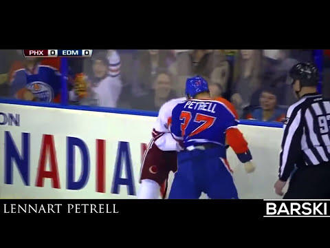 The Best Fights Of – Finnish NHL Players
