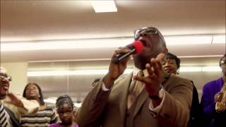 Power in the Name of Jesus- Sonny Thompson feat. Pastor James Ruffin