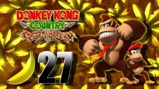 DONKEY KONG COUNTRY RETURNS [HD] Part 27 - Extra Runde | Let