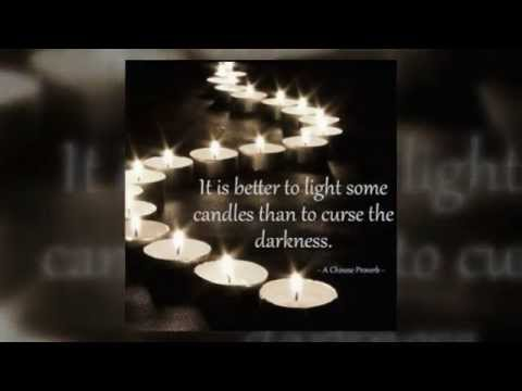Quotes to inspire (music by John Lennon-Imagine)