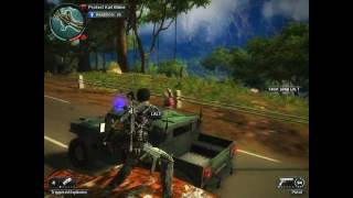 Just Cause 2 Gameplay 1 in HD