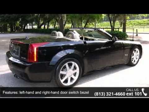 2005 cadillac xlr 2dr convertible youtube. Black Bedroom Furniture Sets. Home Design Ideas