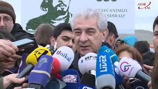 Посаженные деревья послужат улучшению экологии Азербайджана