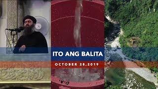 UNTV Ito Ang Balita October 28 2019