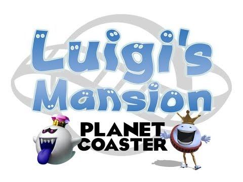 Luigi's Mansion |