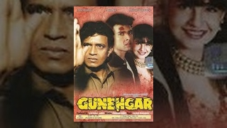 Indian films and posters from 1930: film Gunehgar (1980) and