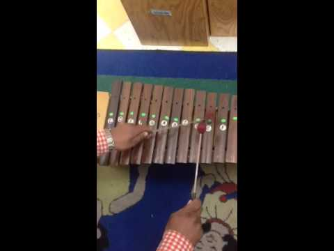 Mr. Lee Home Orff Xylophone