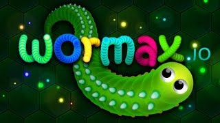 Wormax.io New iO Games Cool New Skins! Eat All Giant Worm (Wormax.io / Slither.io Live Stream)