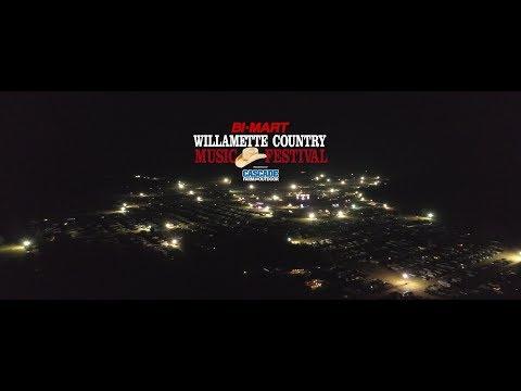 Saturday Night Trailer -  Willamette Country Music Festival 2018