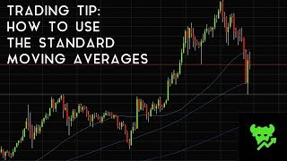 Trading Tip #1: How To Use The Standard Moving Averages (SMA)
