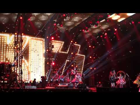 "KISS Japan Tour 2015 - ""Yume no Ukiyo ni Sai... (夢の浮世に咲いてみな)"" ""RARAN"" Live Tokyo Dome 20150303 (7/7)"