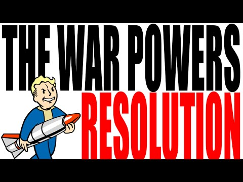 The War Powers Resolution Explained: US History Review