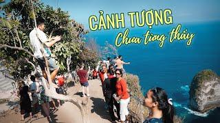 ĐỨNG TIM với cảnh biển chưa từng thấy |Du lịch ẩm thực Bali #5 |Khoai Lang Thang