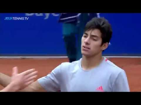 Dramatic Match Point Saves In Cristian Garin Win Vs Zverev | Munich 2019