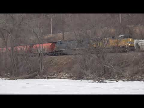 2019-01-18 Westbound CP at River Jct Mp3