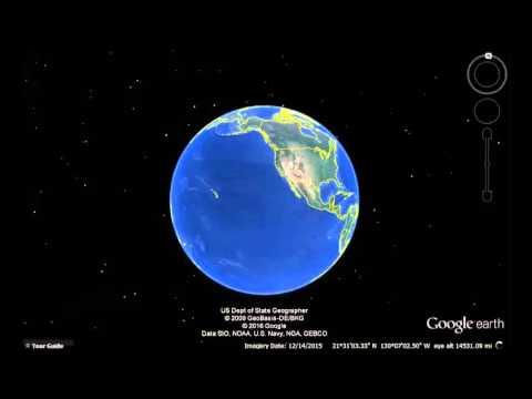 Bahamas Google Earth View