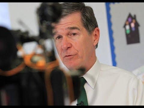 VIDEO: Gov. Roy Cooper @ J.T. Barber Elementary School