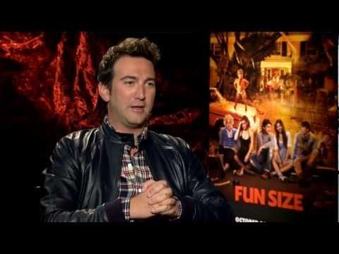 "Josh Schwartz Talks 'Fun Size' & ""Gossip Girl"""