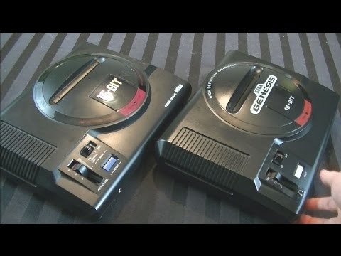 Gamerade - Cleaning and Restoring a Sega Genesis (Mega Drive) Model 1 - Adam Koralik