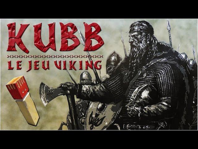 KUBB - LE JEU VIKING ! (JIB#2)
