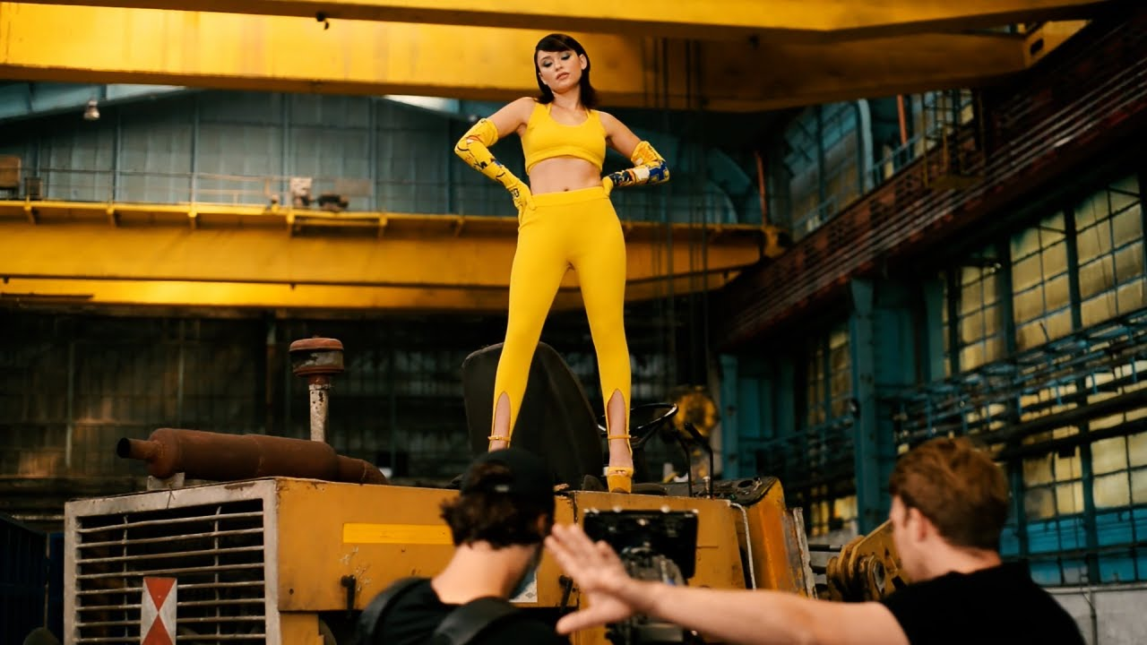 Irina Rimes x Cris Cab - Your Love   Making Of