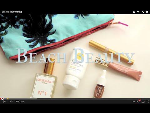 BEACH BEAUTY MAKEUP | Caitlin Confidential