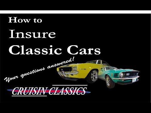 Classic Car Insurance From HAGERTY At CRUISIN CLASSICS