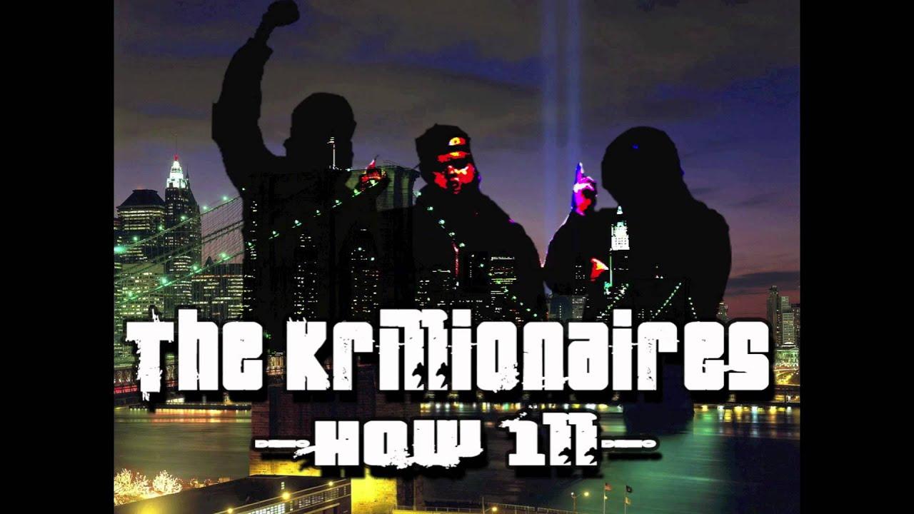 the krillionaires